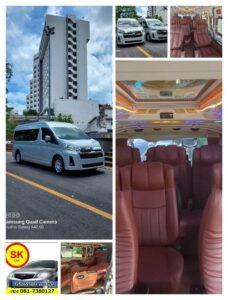 Toyota Commuter ปี21